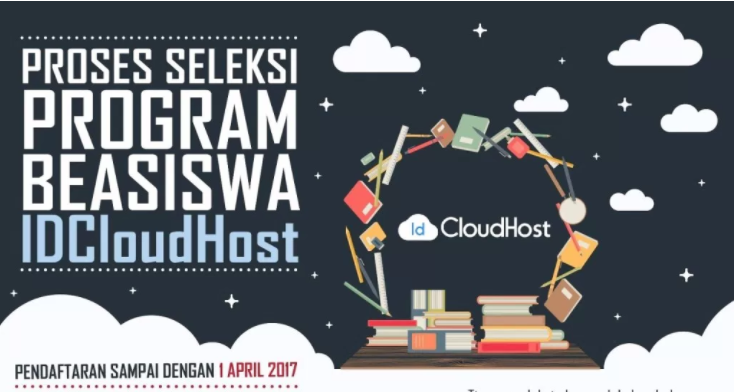 Program Beasiswa IDCloudHost
