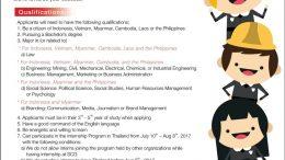 SCG International Internship