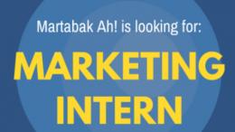 lowongan marketing internship