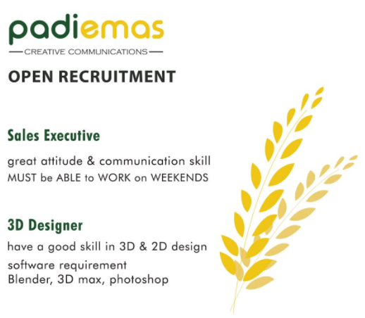 Loker Fashion Design Freelance
