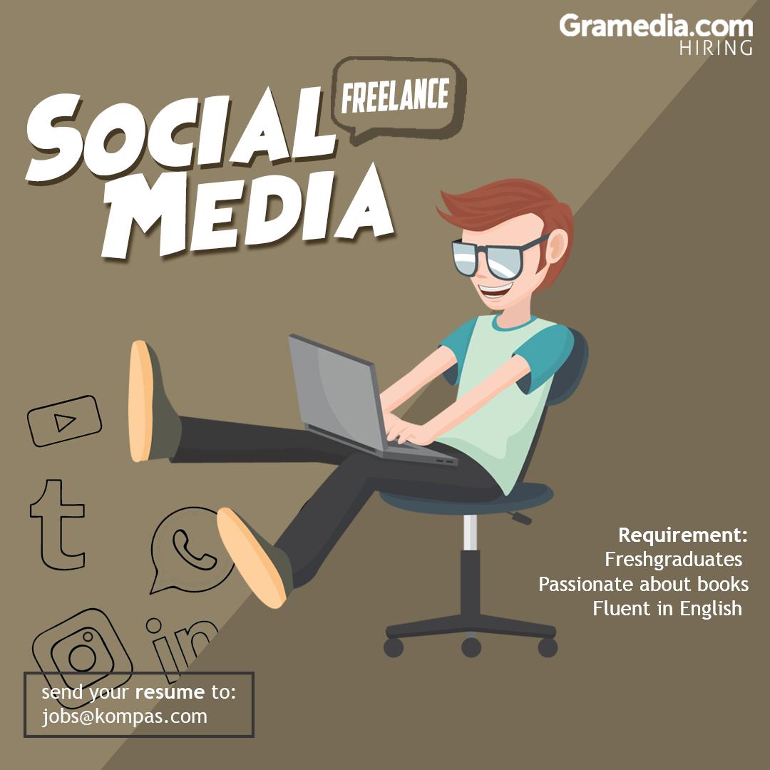 lance studentjob social media lance