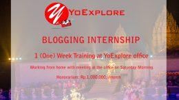 yoexplore blogging internship