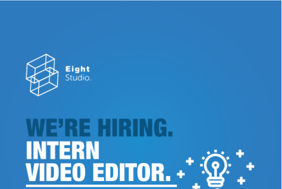 internship for video editor