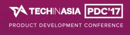 Volunteer at the Tech in Asia Product Development Conference 2017