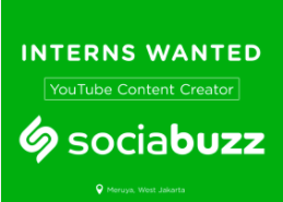 SociaBuzz.com (PT Komunika Lintas Maya)