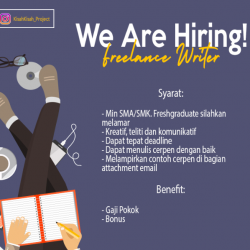 Lowongan Kerja Freelance Paruh Waktu Studentjob Indonesia