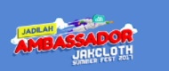 Ambassador Jakcloth Summer Fest 2017